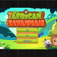 African Savannah game