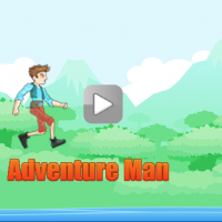 Adventure Man Game